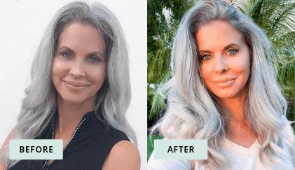 KeraHealth Before & After - Katrina Di Marre